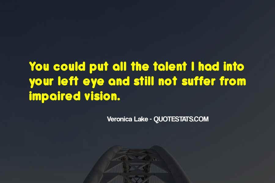 Third Eye Vision Quotes #50460
