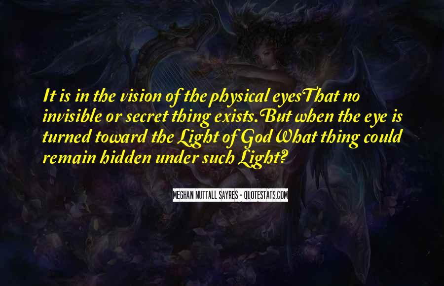 Third Eye Vision Quotes #525710