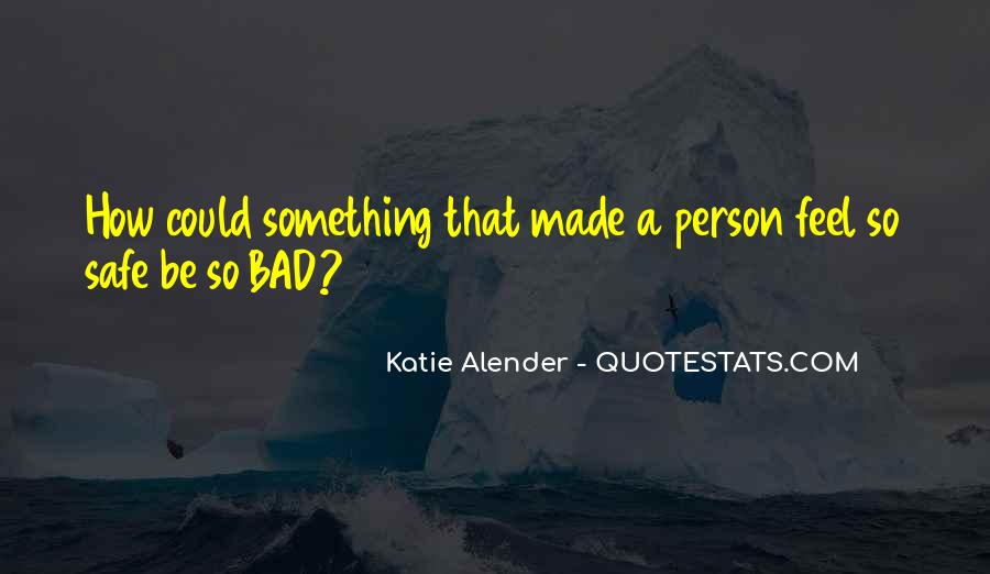 Quotes About Alender #1637899