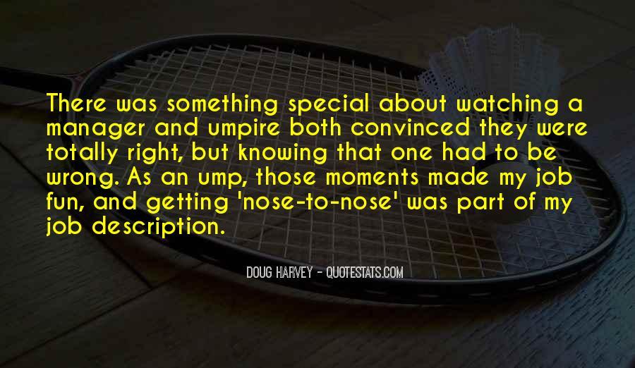 Third Umpire Quotes