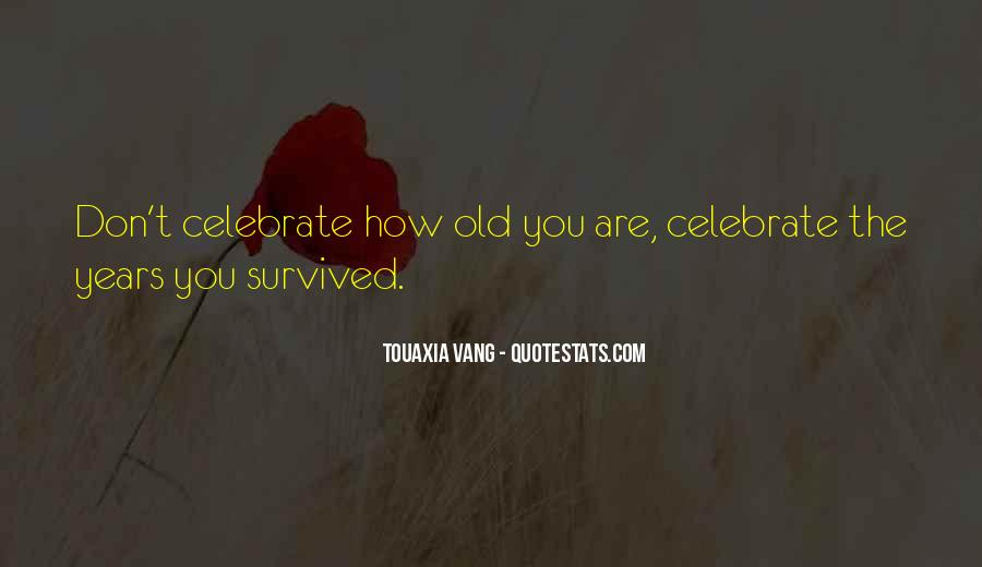 Thirty Years Old Birthday Quotes #901388