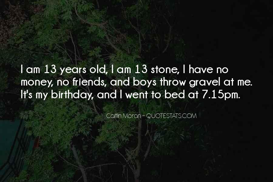 Thirty Years Old Birthday Quotes #959723