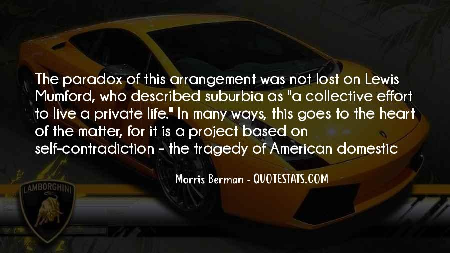 This American Life Quotes #1053820