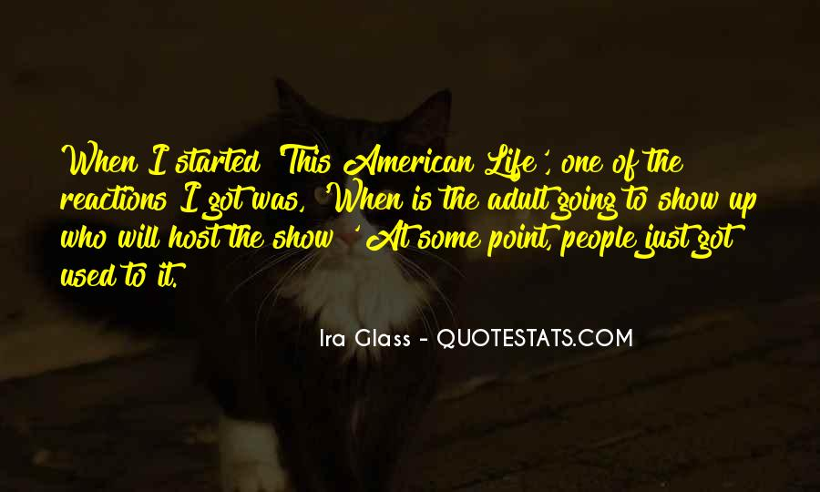 This American Life Quotes #227151