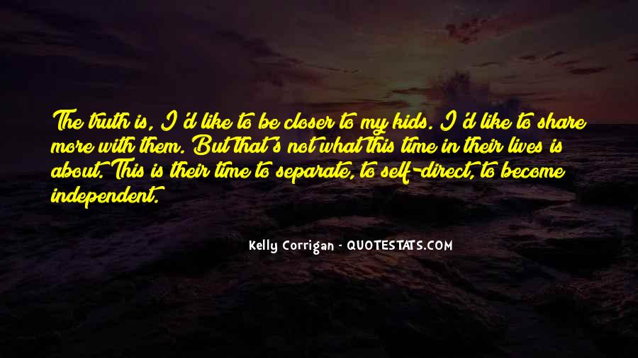 This Is Not My Time Quotes #157645