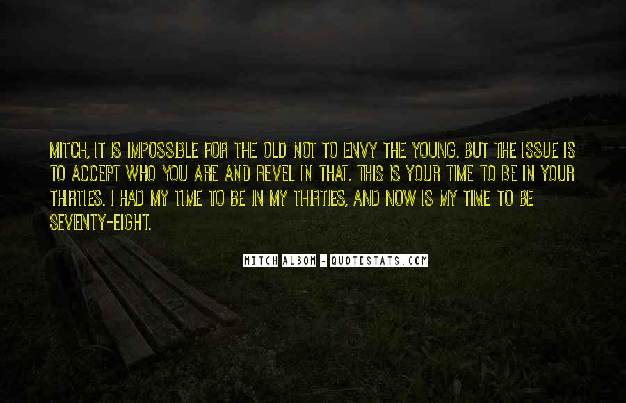 This Is Not My Time Quotes #634845