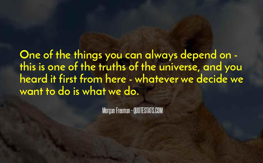 This Is What You Do Quotes #126519
