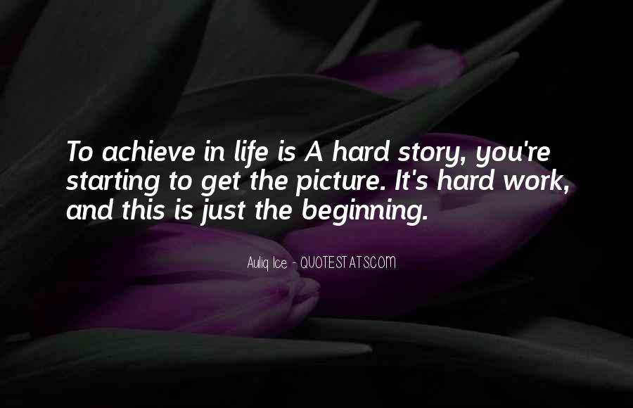 Top 100 This Life Is Hard Quotes: Famous Quotes & Sayings ...