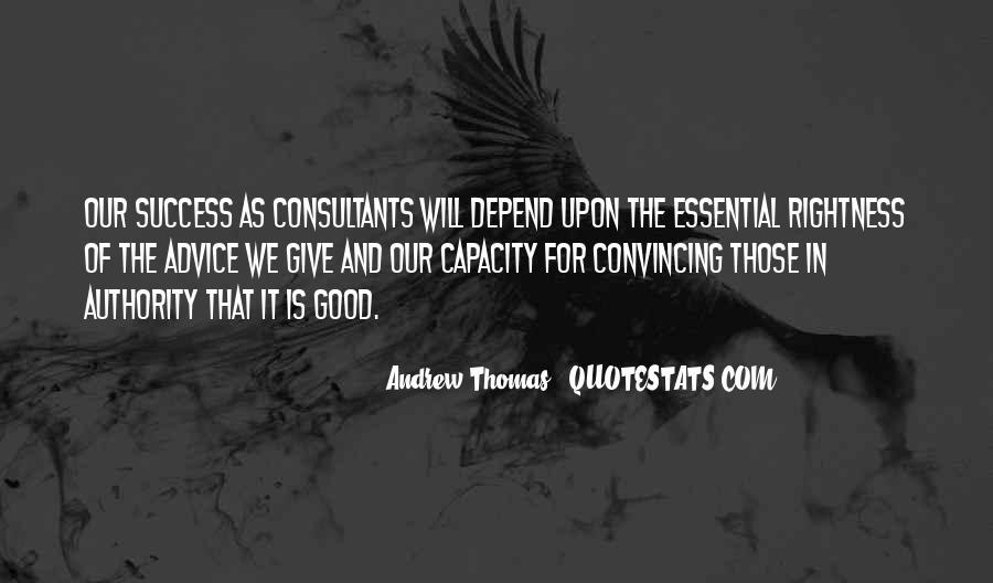 Thomas Andrew Quotes #1200557