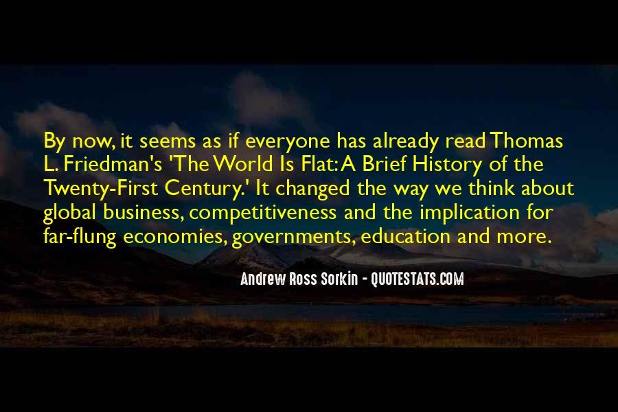 Thomas Andrew Quotes #445032