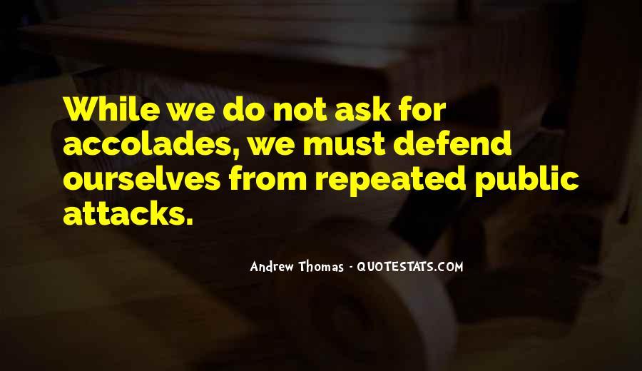 Thomas Andrew Quotes #750458