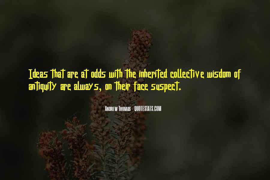 Thomas Andrew Quotes #868648