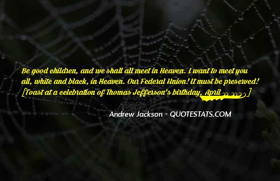 Thomas Andrew Quotes #872434