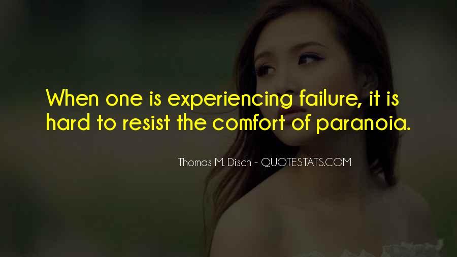 Thomas Disch Quotes #1080913
