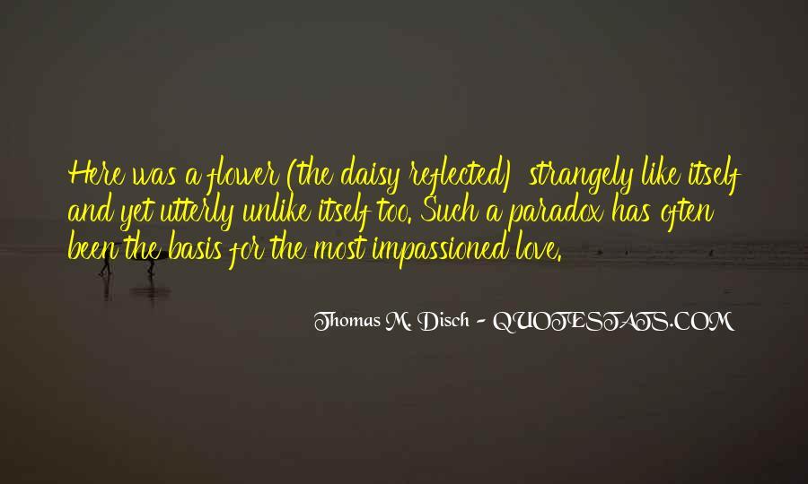 Thomas Disch Quotes #154121