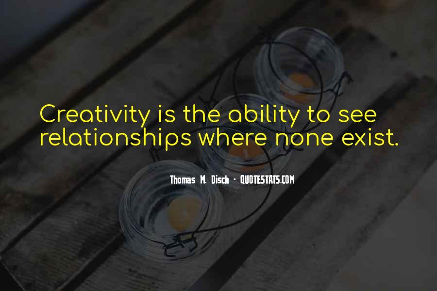 Thomas Disch Quotes #161209