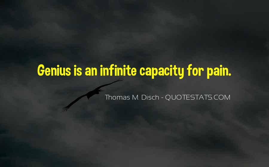 Thomas Disch Quotes #1816689