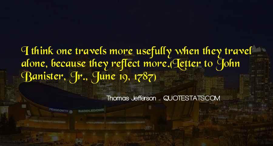 Thomas Jefferson 1787 Quotes #1428247