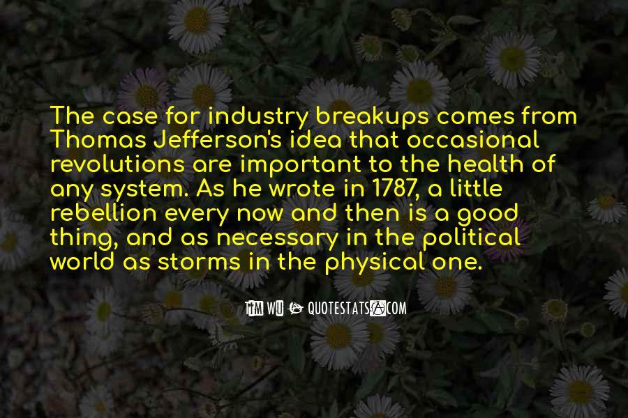 Thomas Jefferson 1787 Quotes #419975