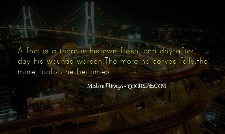 Thorn Quotes #115739