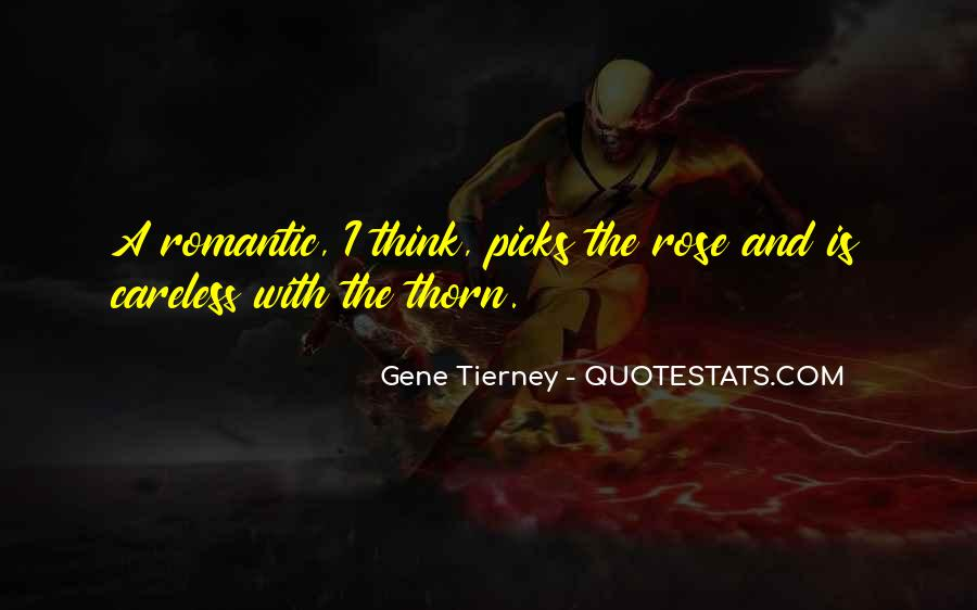 Thorn Quotes #260947