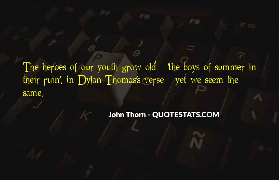 Thorn Quotes #320039