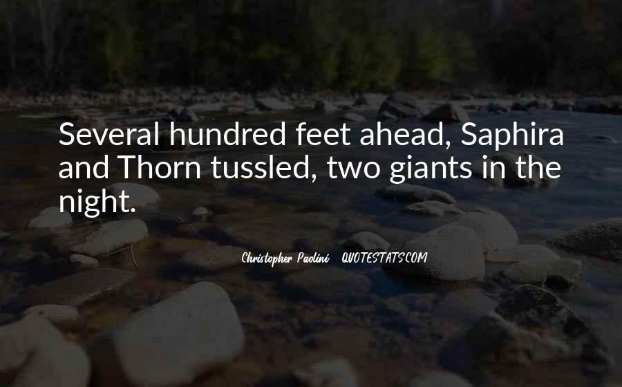 Thorn Quotes #35090