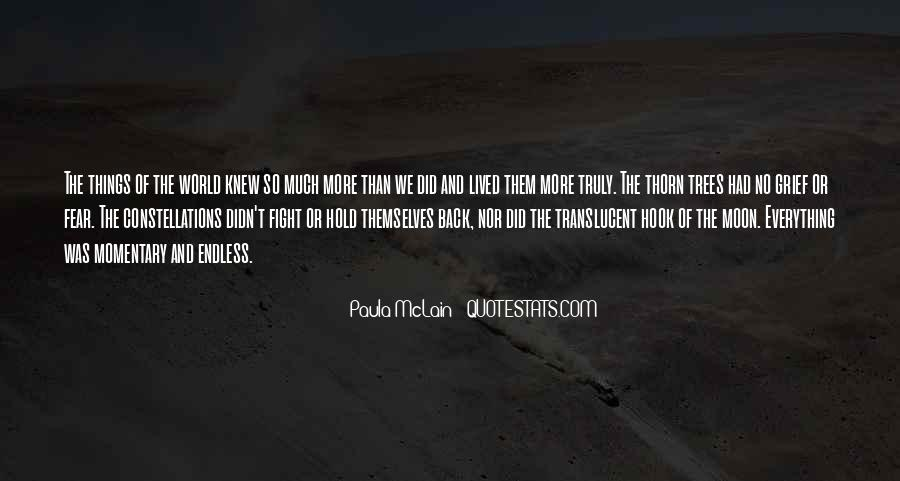 Thorn Quotes #364642