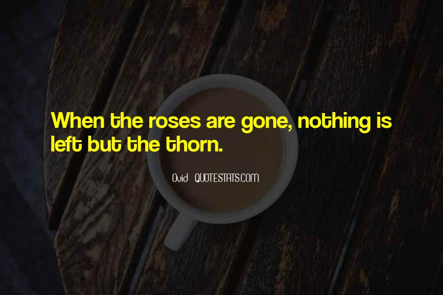 Thorn Quotes #385961
