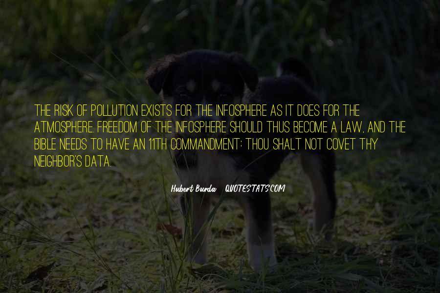 Thou Shalt Not Covet Quotes #1312703