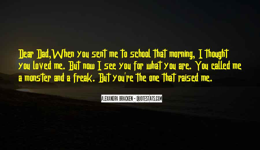 Thought You Loved Me Quotes #244812