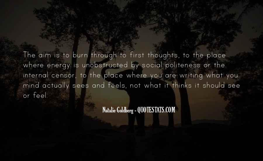 Thoughts Are Energy Quotes #1572201
