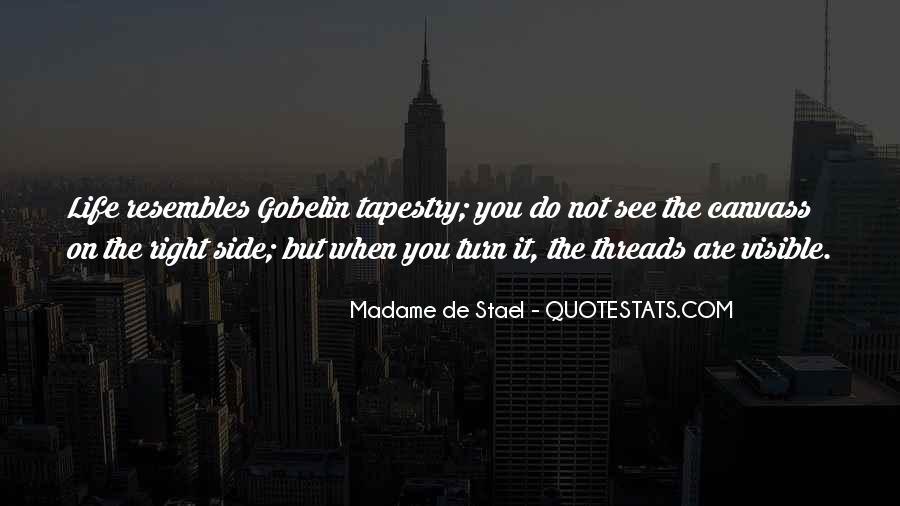 Thread Life Quotes #1034821