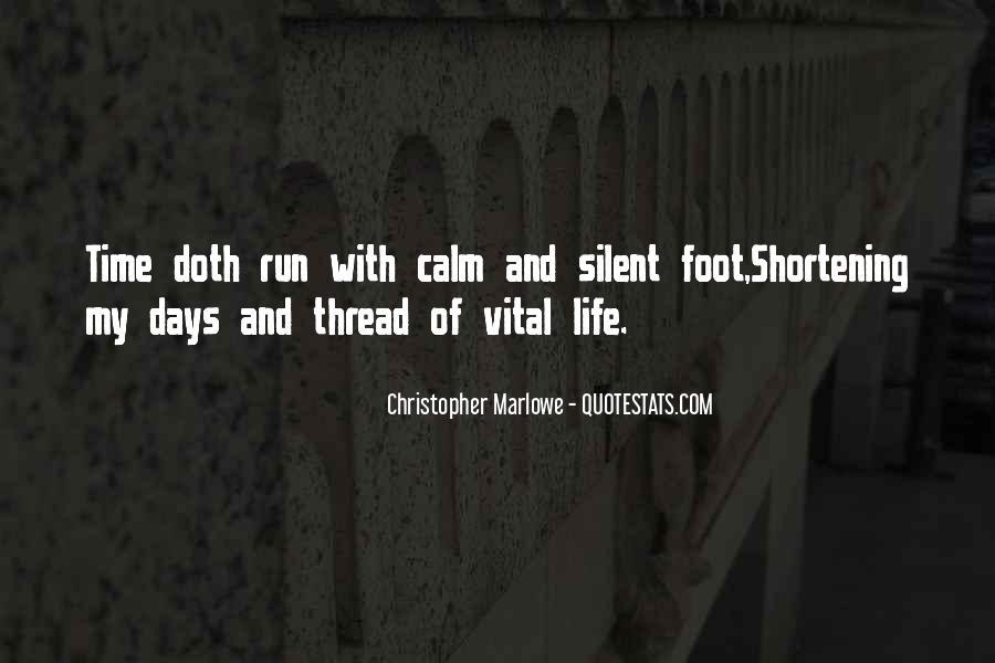 Thread Life Quotes #1126859