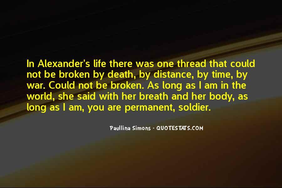 Thread Life Quotes #1135812