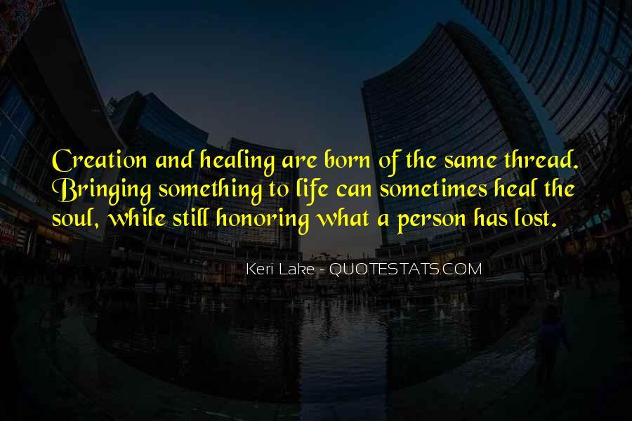 Thread Life Quotes #1150242