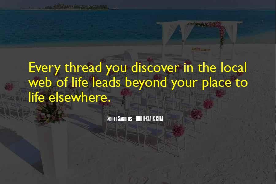 Thread Life Quotes #1161992