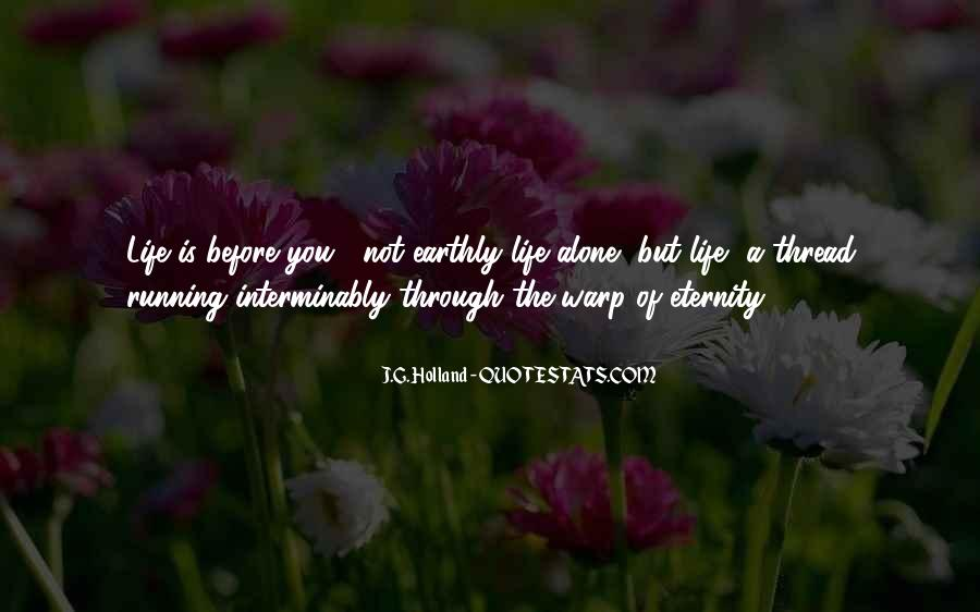 Thread Life Quotes #1196043