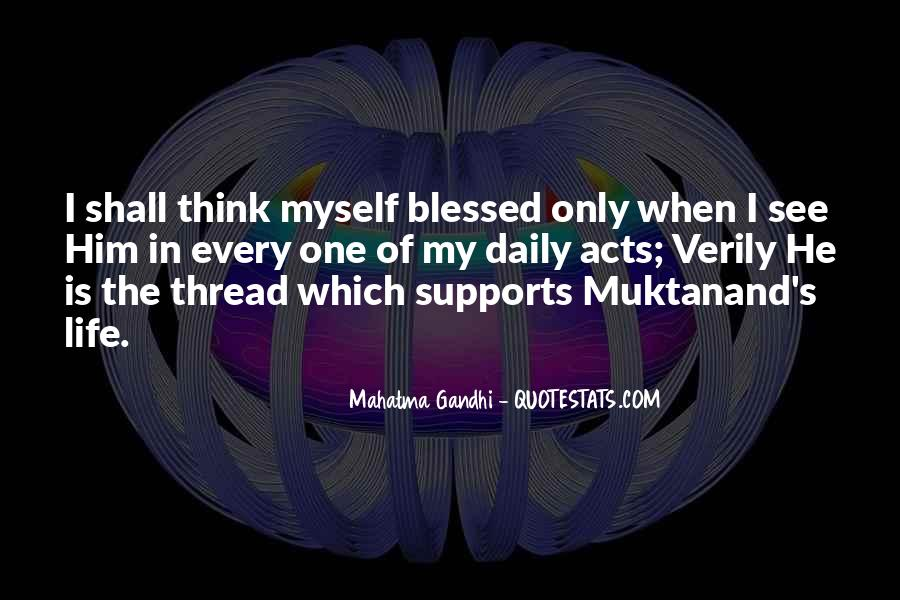 Thread Life Quotes #1225105