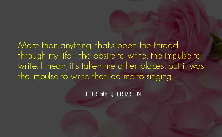 Thread Life Quotes #1282994
