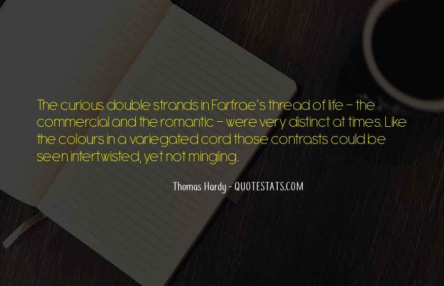 Thread Life Quotes #1322510