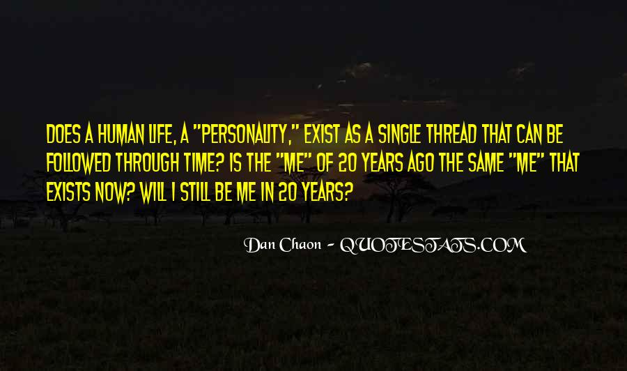 Thread Life Quotes #1324432