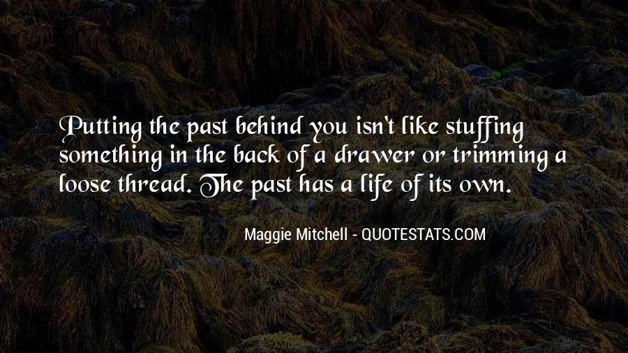 Thread Life Quotes #1341021