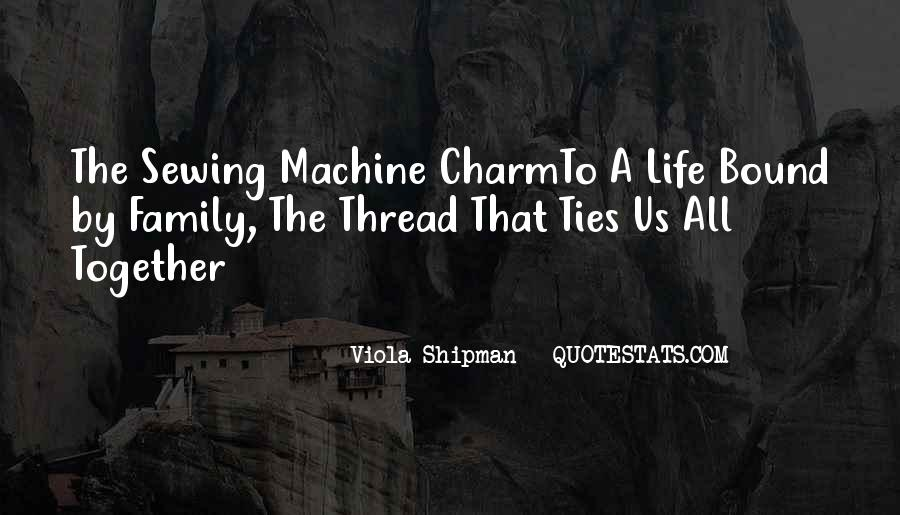 Thread Life Quotes #1362729