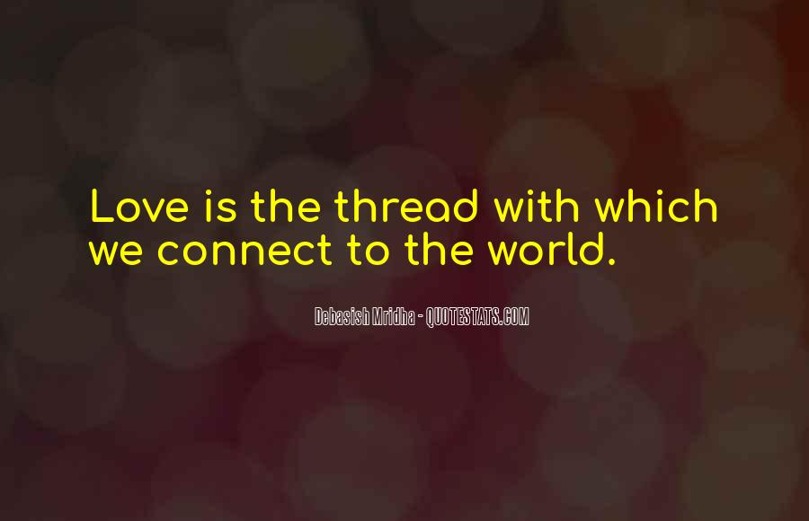 Thread Life Quotes #1453412