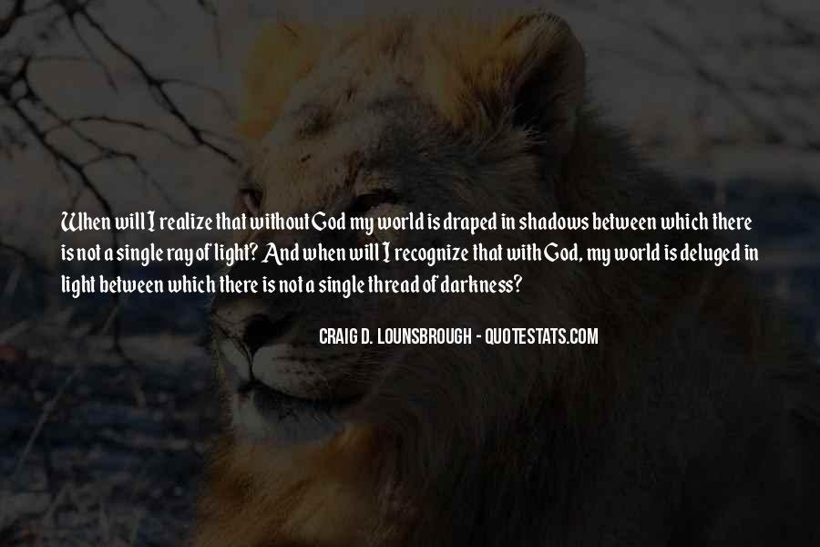 Thread Life Quotes #1538977