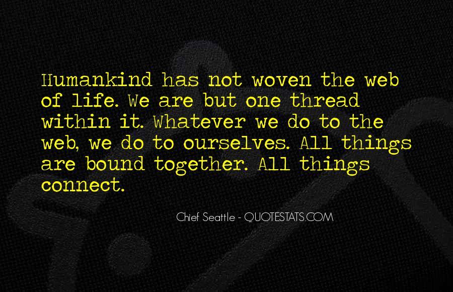 Thread Life Quotes #207874