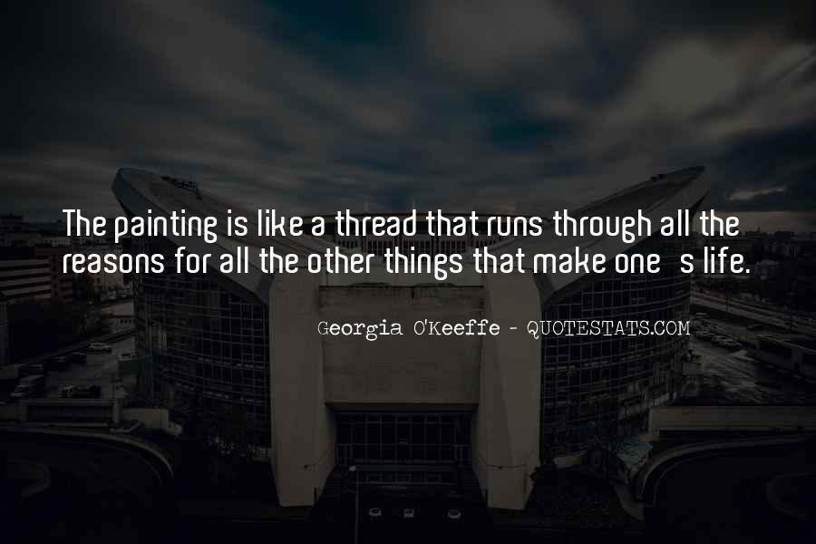 Thread Life Quotes #251195