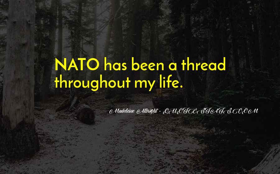 Thread Life Quotes #395280