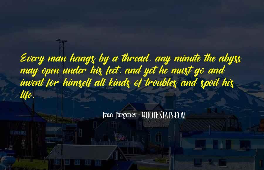 Thread Life Quotes #492368